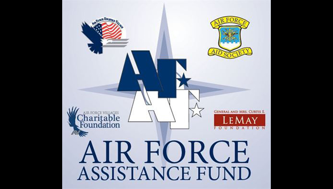 Air Force Assistance Fund kicks off